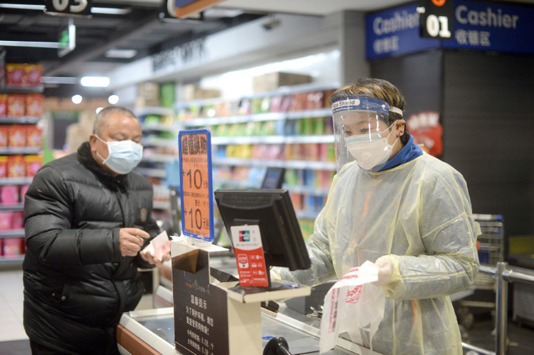 China virus deaths top 1,000 as WHO warns of 'very grave' global threat