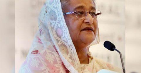 PM opens Amar Ekushey Book Fair-2020