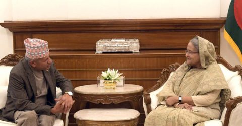 PM offers Bangladesh's airport, seaport facilities to Nepal