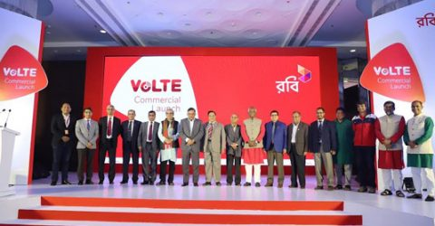 Robi launches VoLTE service
