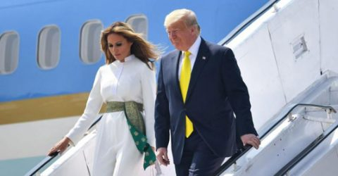Trump arrives in India for first official visit: AFP