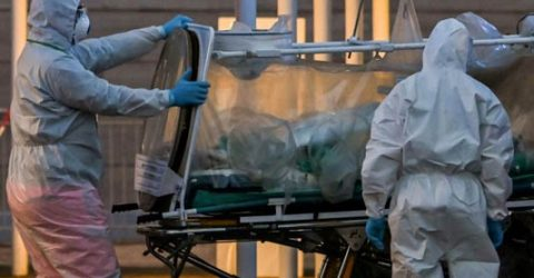 Europe locks down as global virus panic spreads