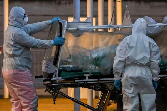 Europe locks down as global virus panic spreads