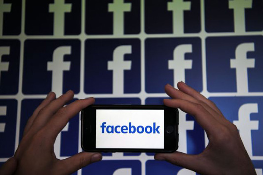 Facebook scrambles as use soars in time of isolation