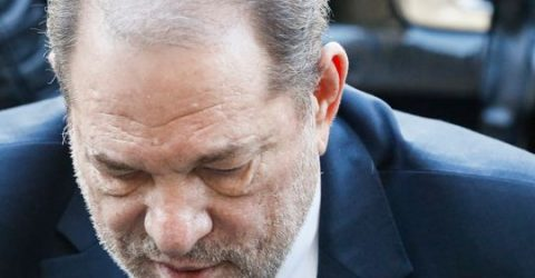 Harvey Weinstein tests positive for coronavirus: reports