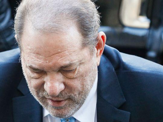 Harvey Weinstein tests positive for coronavirus: reports