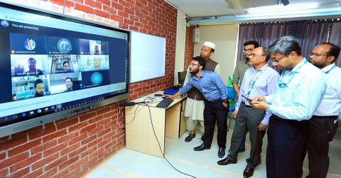 Research Team of Daffodil International University and Cardio Care General Hospital develops and releases beta version of AI solution to detect and track 'COVID-19'