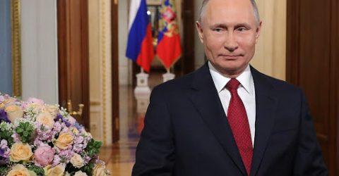 United world can defeat COVID-19: Putin