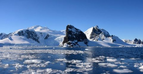 Six-fold jump in polar ice loss lifts global oceans