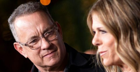 Tom Hanks in hospital after testing positive for coronavirus