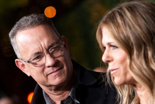Tom Hanks in hospital after testing positive for coronavirus
