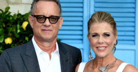 Tom Hanks released from hospital after virus quarantine