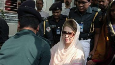 Govt decides to release Khaleda for 6 months on humanitarian grounds