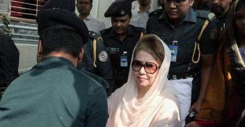 Govt decides to release Khaleda for 6 months on humanitarian grounds