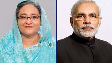 Modi expresses gratitude to Sheikh Hasina for contributing to Emergency Fund