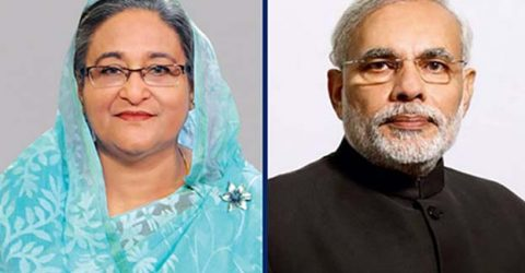 Modi expresses gratitude to Sheikh Hasina for contributing to Emergency Fund