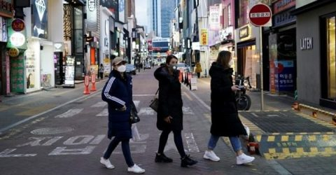 More than 1 bn people worldwide told to stay home over virus