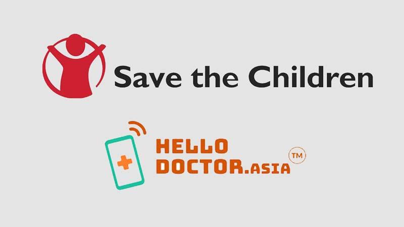 Save the Children Piloting Free Telemedicine Consultation Services