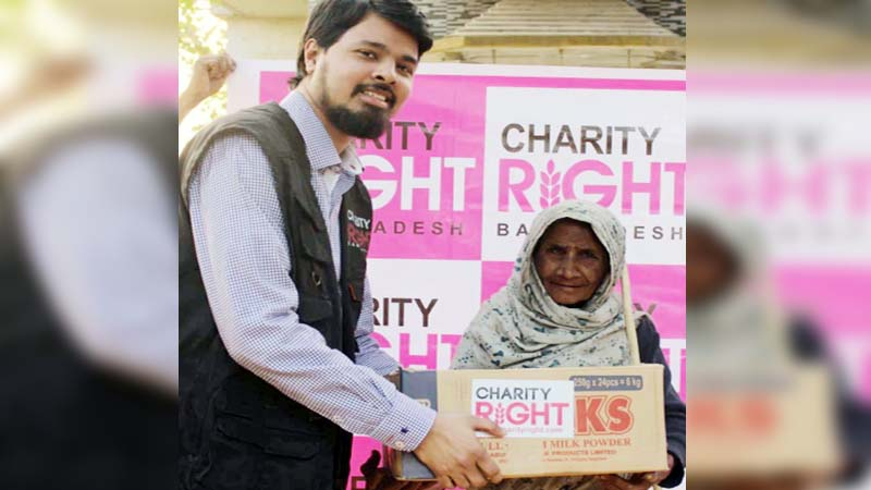 Charity Right Bangladesh initiates programmes for poor families to fight COVID-19