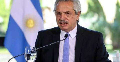Argentina cranks up coronavirus lockdown in capital