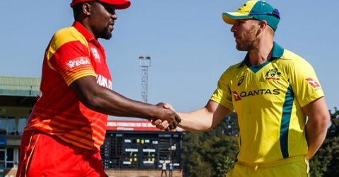 Australia postpone Zimbabwe one-day series in August