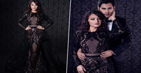 Ishana Khan, husband shoots for Australian fashion house