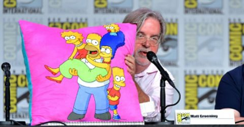 'The Simpsons' ends white actors voicing characters of color