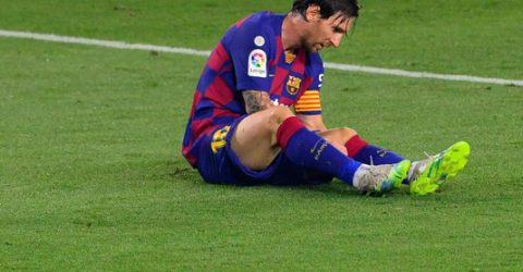 Title blow as Barcelona draw with Celta, Atletico hold off Alaves
