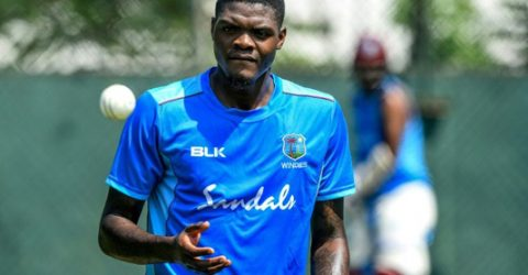 West Indies' Joseph hopes England treat him as 'weaker link'