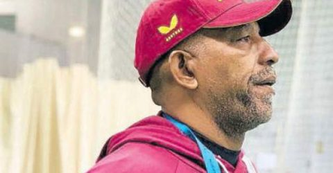 Windies coach Simmons leaves bubble for funeral, tests negative twice for virus