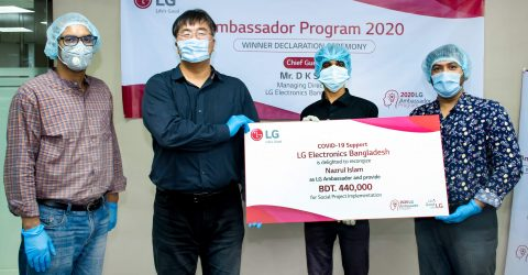 LG Ambassador Program 2020 launch to fight COVID-19