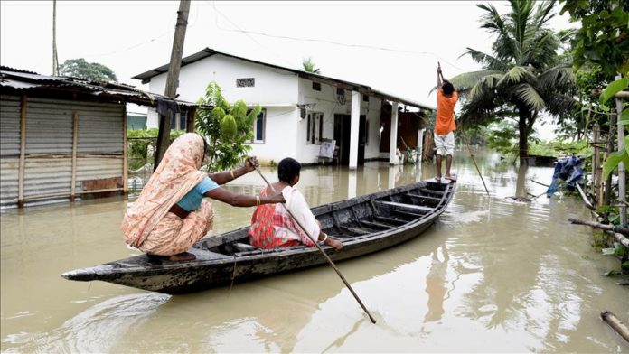 Death toll in India's Assam flood rises to 102 as over 5.6 mln people remain affected