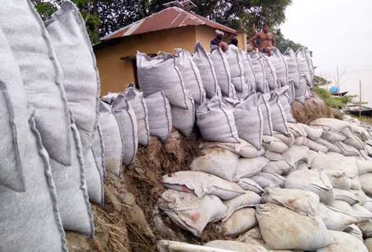 Upsurge of water level in Ganges basin worsens flood, death toll reaches 12