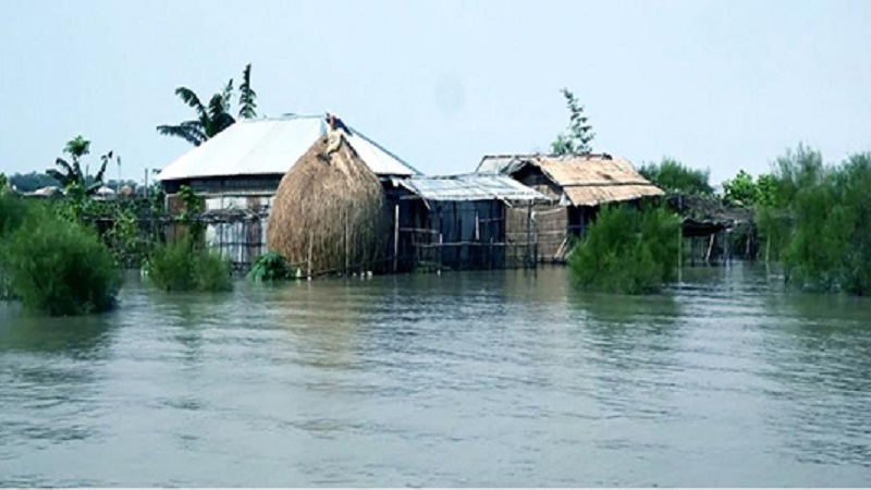 Floodwater continues receding in B'putra basin