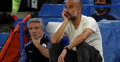 Guardiola eyes 'incredible' season end despite Premier League failure
