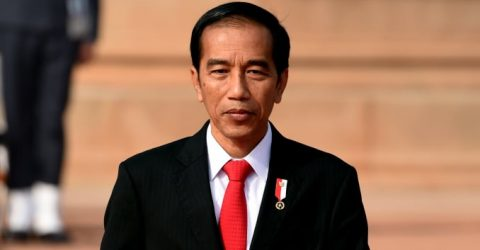 Indonesian president tests negative for COVID-19