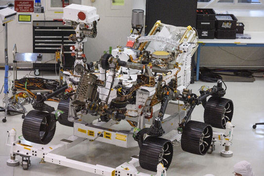 NASA's Perseverance rover will scour Mars for signs of life