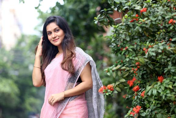 I have come this far due to Tahsan : Mithila