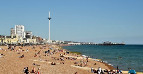 UK 'increasingly likely' to see +40C temperatures