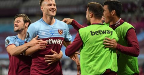 West Ham defeat shows long way to go for Chelsea, admits Lampard