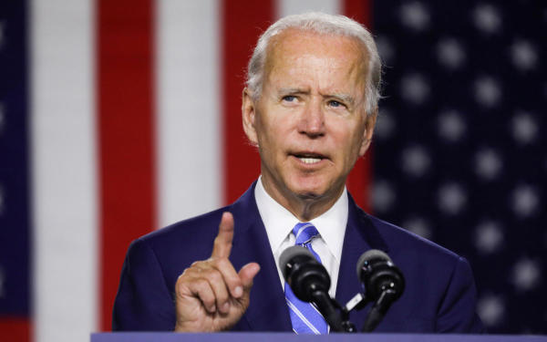 Biden says Navalny's situation 'totally unfair'