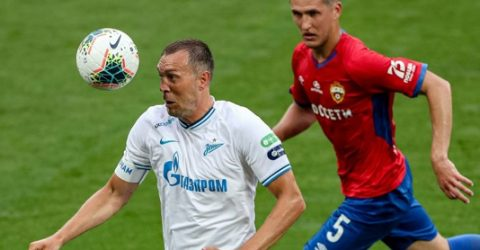 Zenit clinch second straight Russian title