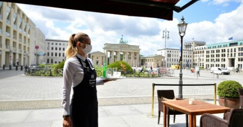 German restaurants still hungry for customers post-lockdown