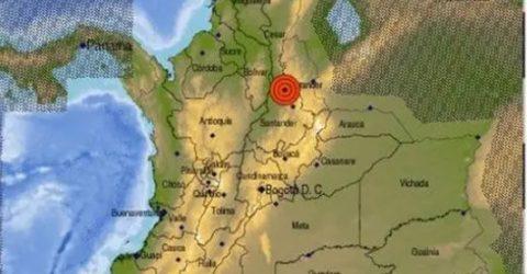 5.1-magnitude quake hits 2 km NW of Cepita, Colombia — USGS