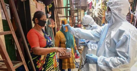 India overtakes Russia to become world's third highest for virus cases: govt