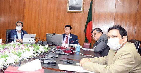 Momen urges envoys to explore new HR, RMG markets