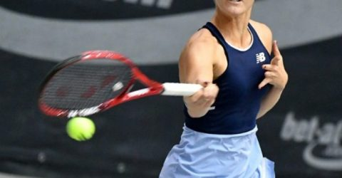 France's Ferro triumphs in post-coronavirus Palermo WTA Open