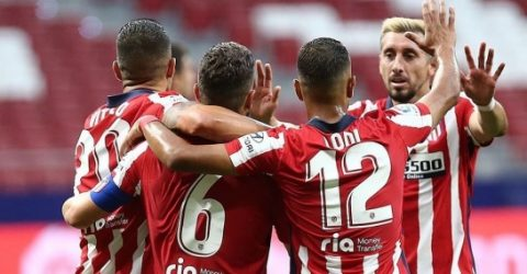 Champions League setback as Atletico report two positive coronavirus cases