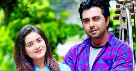 Apurbo, Tisha in drama 'Politics'