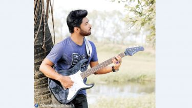 """Tamim Islam's """"Tui Amar"""" to be released soon"""